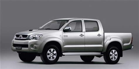 Gambar Mobil Toyota Hilux by Spesifikasi Toyota Hilux Spesifikasi Modifikasi Mobil