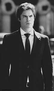 Ian Somerhalder- Damon Salvatore   Ian somerhalder vampire ...