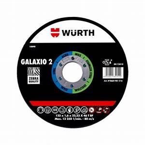 Disque A Tronconner : disque tron onner galaxio 2 acier inox w rth ~ Dallasstarsshop.com Idées de Décoration