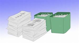 How to Safely Shred Important Papers: 6 Steps (with Pictures)