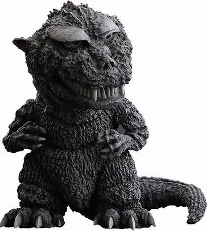 Godzilla 1955 Collectible Plus Figure Sideshow