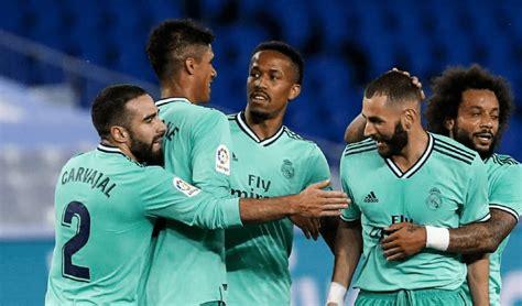 Real Madrid Faces Real Sociedad, Granada Red-Hot - Bests ...