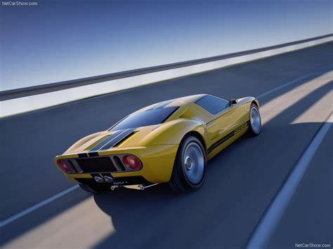 Ford GT40 Concept picture # 16 of 43, Rear Angle, MY 2002 ...