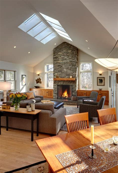 how to decorate a room with vaulted ceilings furniture photos hgtv inspiring dining room vaulted ceiling skylights xuuby