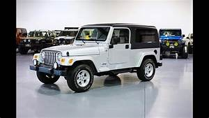 Davis Autosports 2006 Jeep Wrangler Lj Unlimited    Only