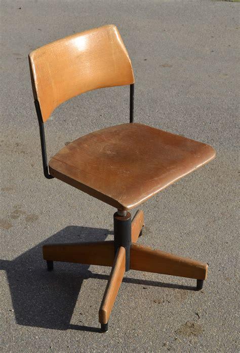 chaise bureau vintage rrrr