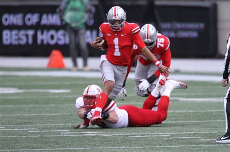 Ohio State football stumbles early, finishes strong in 52 ...