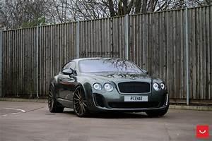Bentley Continental Supersports : bentley continental gt supersports struts its new shoes carscoops ~ Medecine-chirurgie-esthetiques.com Avis de Voitures