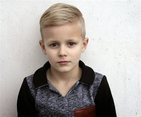 70 Popular Little Boy Haircuts