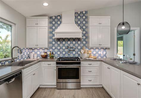 dakota white ready  assemble kitchen cabinets