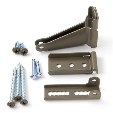 emco door parts closer brackets 40207
