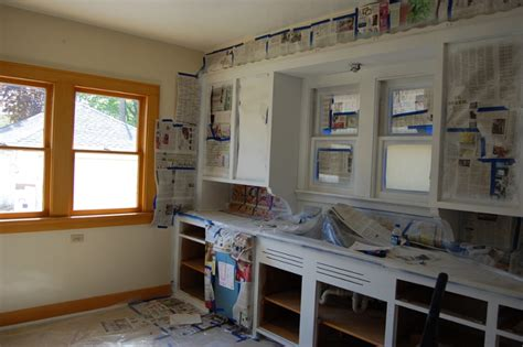 how to paint kitchen cabinets step by step a step by step guide for painting kitchen cabinets