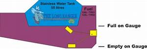 122l Fuel 55l Water  U2013 Replacement Combination Fuel And