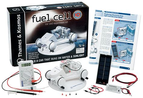 Fuel Cell 10 Car Kit (w36560