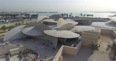 Nationalmuseum Katar In Doha by National Museum Of Qatar Ateliers Jean Nouvel
