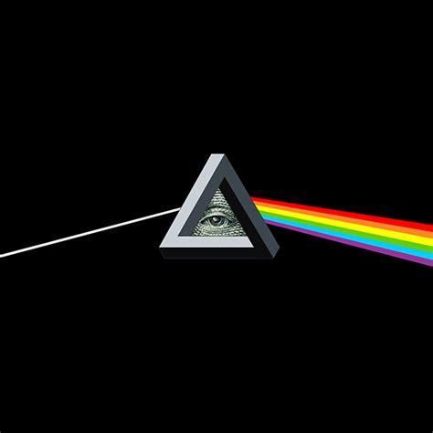 Pink Floyd Illuminati by Pink Floyd Illuminati Triangle Pink Floyd Illuminati