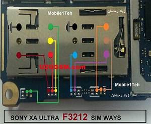 Sony Xperia Xa Ultra F3212 Insert Sim Card Problem