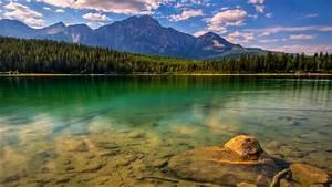 Landscape, Green, Lake, Wallpapers, 1080p, 2753, Wallpaper