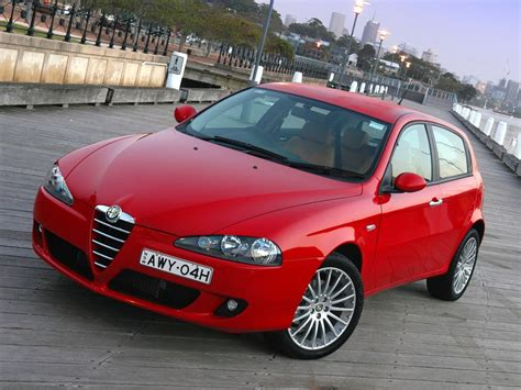 Alfa Romeo 147 (5 Doors) Specs
