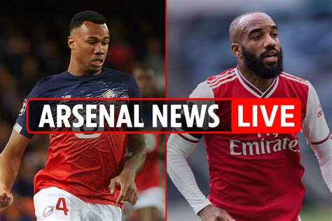 9:00 p.m. News of Arsenal's live movement: Gabriel ...