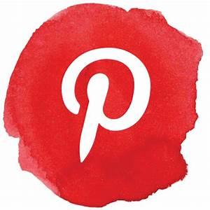 Multimedia, pin, pinterest, social, social media icon ...