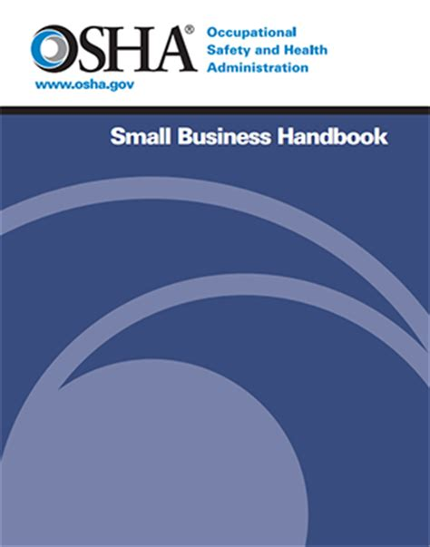 small business handbook occupational safety  health
