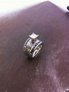 Rodeo tales gypsy trails matt litz silversmith for Rodeo wedding rings