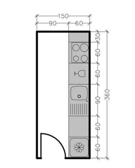 3 fr cote cuisine 13 plans pour une cuisine fermée de 3 à 9 m2 côté maison