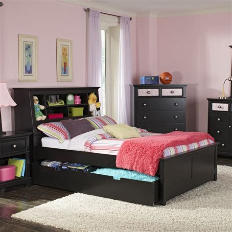 Build-A-Bear Beary Stylish Bookcase Storage Bed - Kids