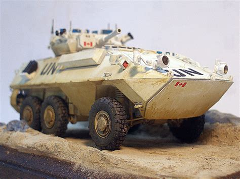 WarWheels.Net - Model Photos of a 1/35 Canadian/United ...