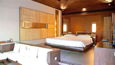bedroom family suite garden view sri panwa luxury