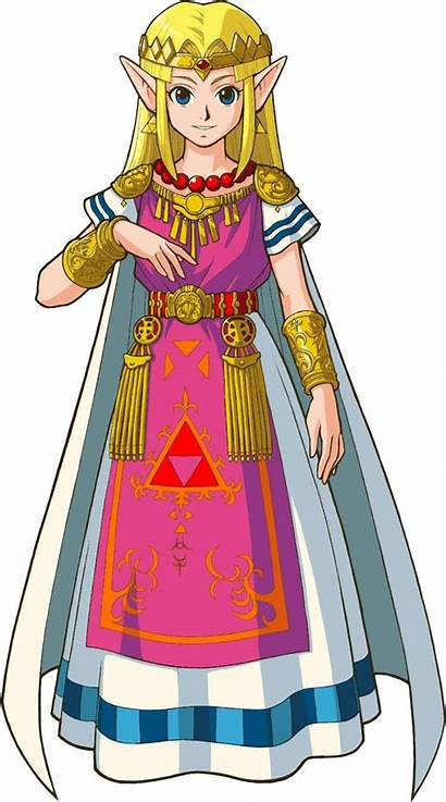 Zelda Princess Link Past Games Legend Into