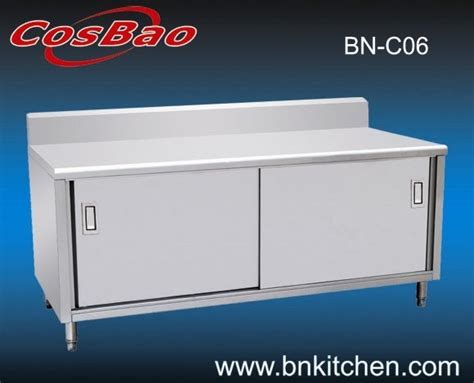 stainless steel commercial kitchen cabinets china restaurant commercial stainless steel kitchen