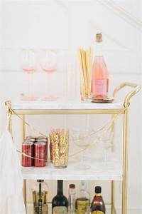 Best 25 Glam Chic Bar Cart Ideas On Pinterest Coffee