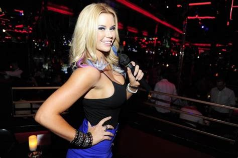 haute event playmate jessa hinton throws a bash at iii haute living