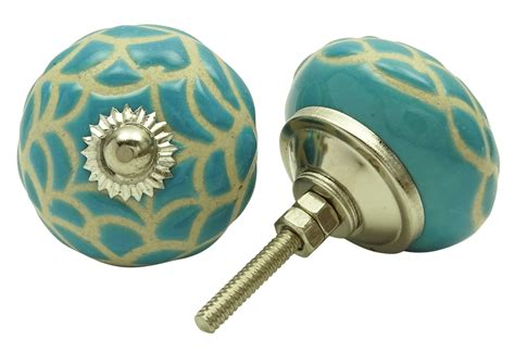 27690 unique cabinet knobs floral decorative cabinet door unique kitchen ceramic 27690