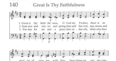 triple  scraps hscrc hymn  great  thy