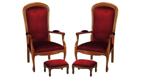 bureau avec retour pas cher fauteuils voltaire en tissu velours bordeaux fauteuil de