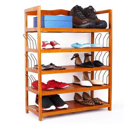 wooden shoe storage rack shoe organizer shoes storing