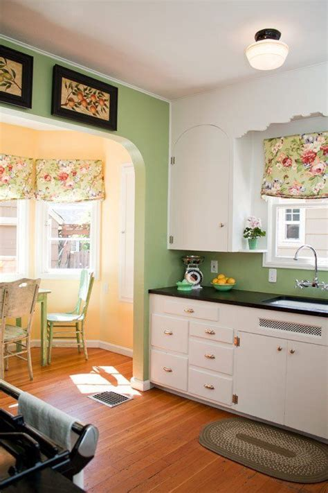mint green kitchen paint yellow and green kitchen colors www pixshark 7527
