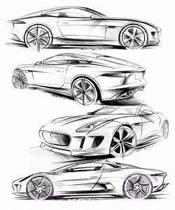 20 best motorcycle concept sketches images on pinterest With custom jaguar s type