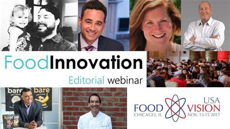 cuisine innovation food innovation forum highlights