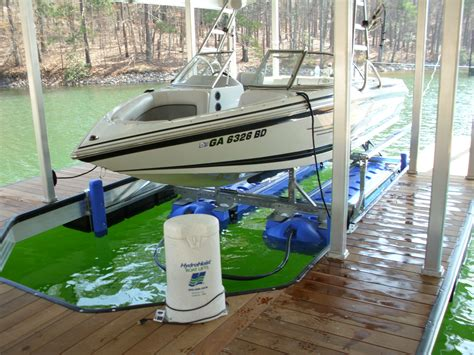 Quality Boat Lift Parts by Boat Lifts Hydrohoist Alabama