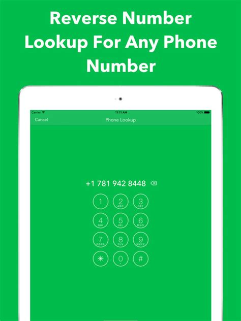 who does this phone number belong to app shopper caller id lookup true phone number