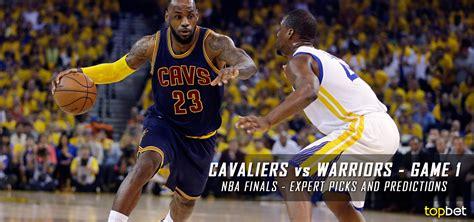 cavs  warriors  nba finals expert picks  predictions