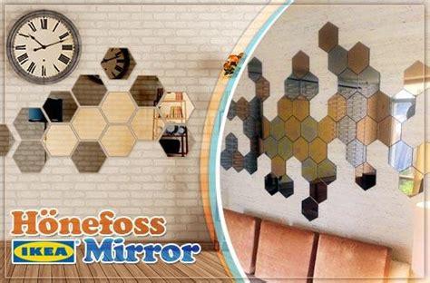 ikeas honefoss diy mirror promo