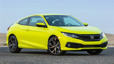 2019 Honda Civic Coupe (US) - Wallpapers and HD Images ...