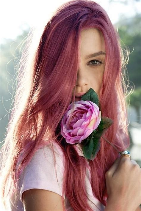 I Just Cannot Keep My Eyes Off Pink Hair Thetattooedgeisha
