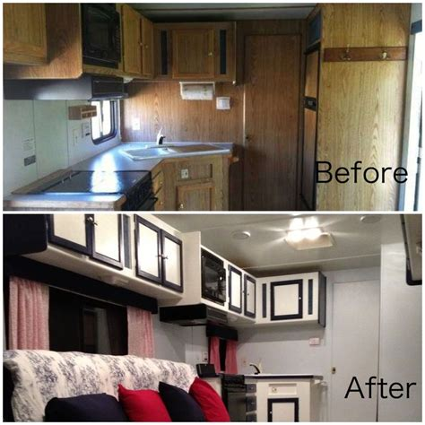 ideas    prowler remodel stove campers  cabinets