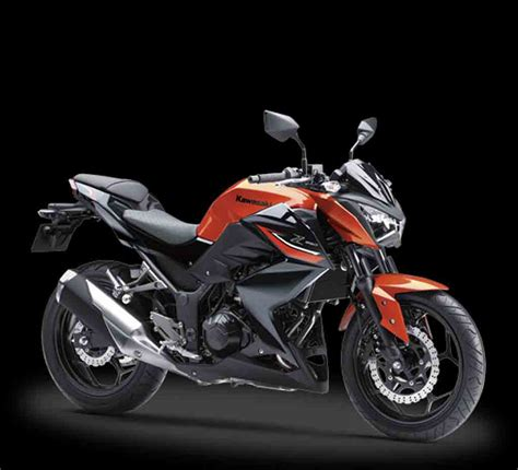 Modification Kawasaki Z250 by 2017 Kawasaki Z250 Launched In India Price Specs